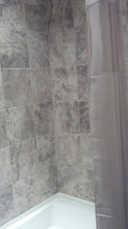 Custom Bath Tile Renovation