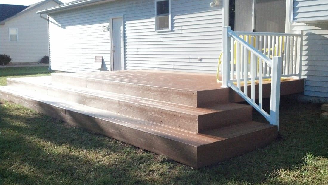 Deck Construction Project