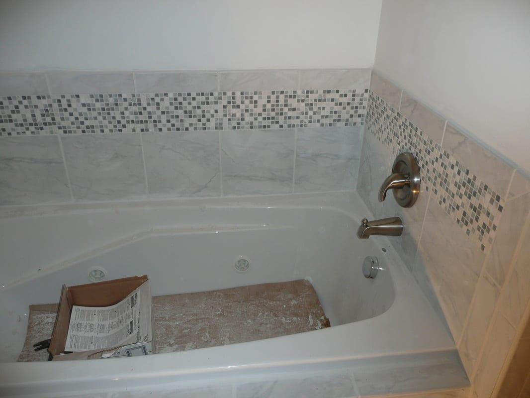 Custom Bath Renovation
