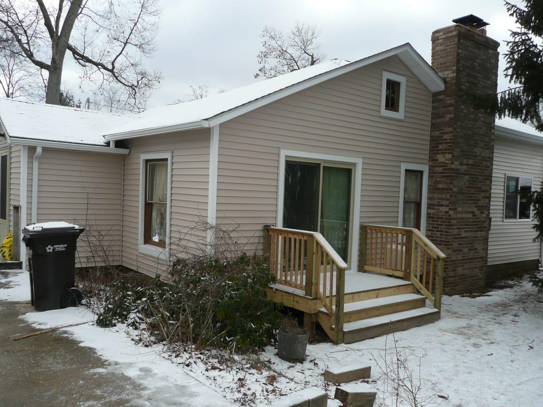 Home Siding Renovation Project